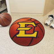 East Tennessee State Buccaneers Basketball Mat