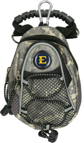 East Tennessee State Buccaneers Camo Mini Day Pack