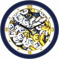 East Tennessee State Buccaneers Candy Wall Clock