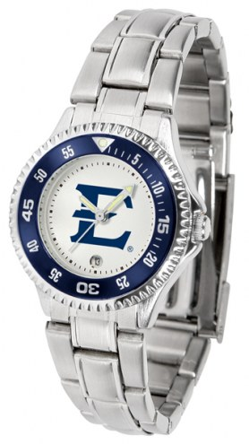 East Tennessee State Buccaneers Competitor Steel Women's Watch