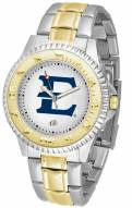 East Tennessee State Buccaneers Competitor Two-Tone Men's Watch