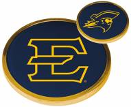 East Tennessee State Buccaneers Flip Coin