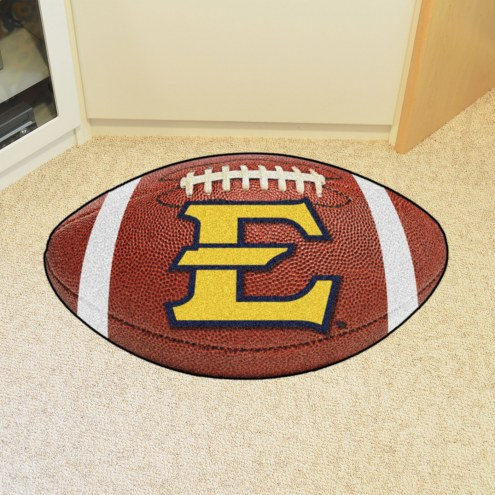East Tennessee State Buccaneers Football Floor Mat