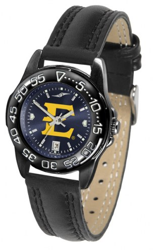 East Tennessee State Buccaneers Ladies Fantom Bandit AnoChrome Watch