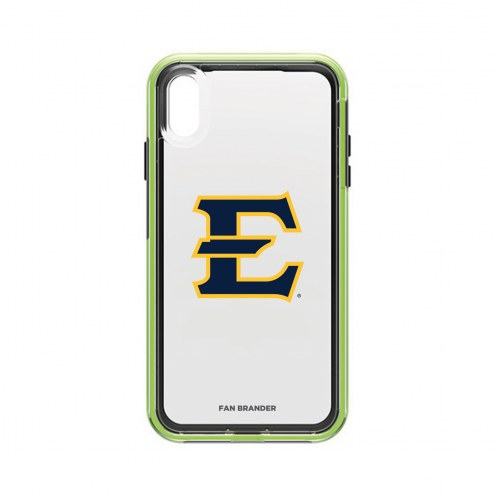 East Tennessee State Buccaneers LifeProof iPhone XS Max Slam Case