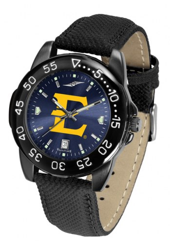 East Tennessee State Buccaneers Men's Fantom Bandit AnoChrome Watch