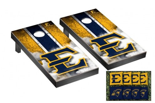 East Tennessee State Buccaneers Mini Cornhole Set