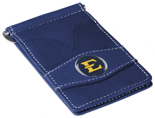 East Tennessee State Buccaneers Navy Player's Wallet