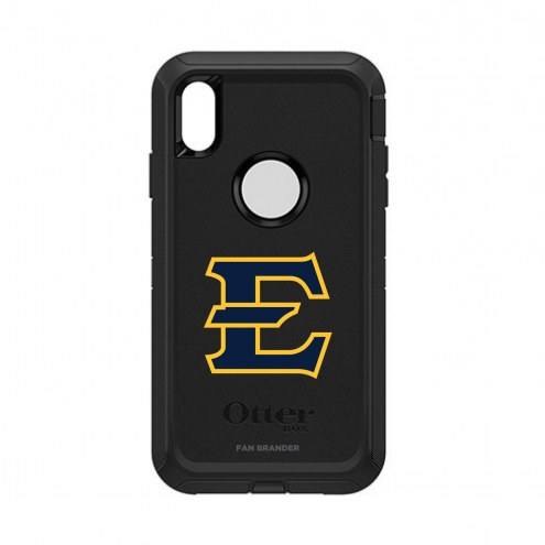East Tennessee State Buccaneers OtterBox iPhone XS Max Defender Black Case