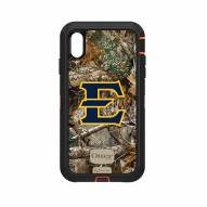 East Tennessee State Buccaneers OtterBox iPhone XS Max Defender Realtree Camo Case