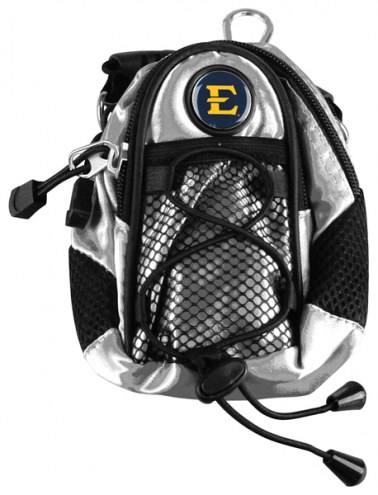 East Tennessee State Buccaneers Silver Mini Day Pack