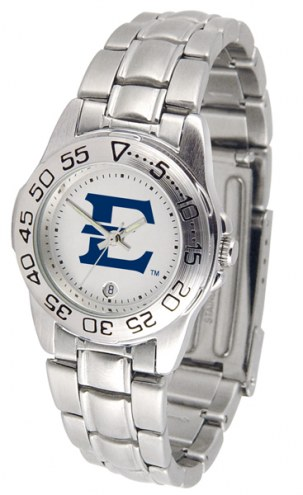 East Tennessee State Buccaneers Sport Steel Women's Watch