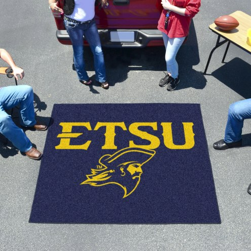 East Tennessee State Buccaneers Tailgate Mat