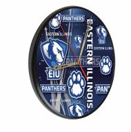 Eastern Illinois Panthers Digitally Printed Wood Clock