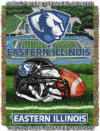 Eastern Illinois Panthers Home Field Advantage Throw Blanket