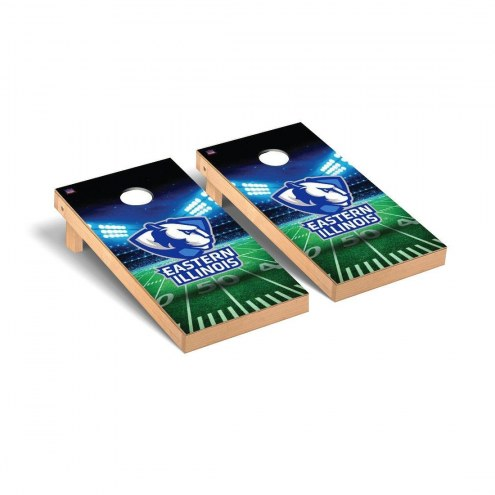 Eastern Illinois Panthers Stadium Cornhole Game Set
