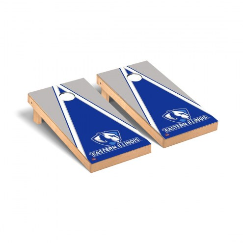 Eastern Illinois Panthers Triangle Cornhole Game Set