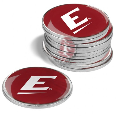 Eastern Kentucky Colonels 12-Pack Golf Ball Markers