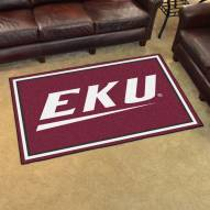 Eastern Kentucky Colonels 4' x 6' Area Rug
