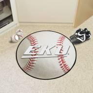Eastern Kentucky Colonels Baseball Rug