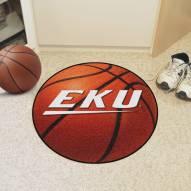 Eastern Kentucky Colonels Basketball Mat