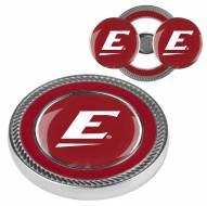 Eastern Kentucky Colonels Challenge Coin with 2 Ball Markers