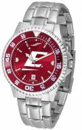 Eastern Kentucky Colonels Competitor Steel AnoChrome Color Bezel Men's Watch
