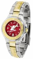 Eastern Kentucky Colonels Competitor Two-Tone AnoChrome Women's Watch