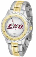 Eastern Kentucky Colonels Competitor Two-Tone Men's Watch