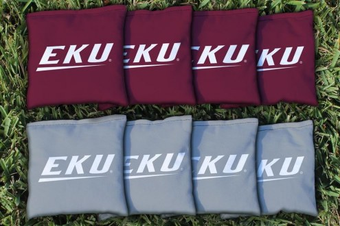 Eastern Kentucky Colonels Cornhole Bag Set