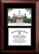 Eastern Kentucky Colonels Diplomate Diploma Frame