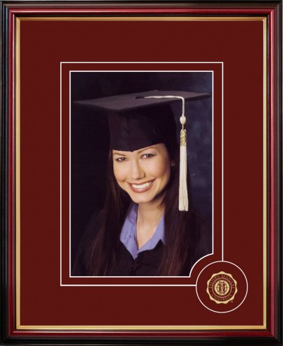 Eastern Kentucky Colonels Graduate Portrait Frame