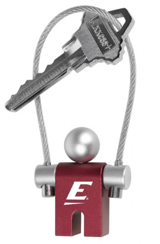 Eastern Kentucky Colonels Jumper Keychain