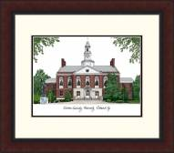 Eastern Kentucky Colonels Legacy Alumnus Framed Lithograph
