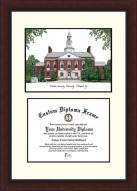 Eastern Kentucky Colonels Legacy Scholar Diploma Frame