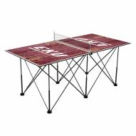 Eastern Kentucky Colonels Pop Up 6' Ping Pong Table