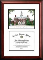 Eastern Kentucky Colonels Scholar Diploma Frame