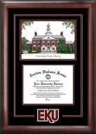 Eastern Kentucky Colonels Spirit Graduate Diploma Frame