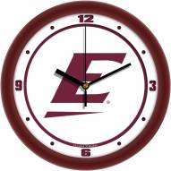Eastern Kentucky Colonels Traditional Wall Clock