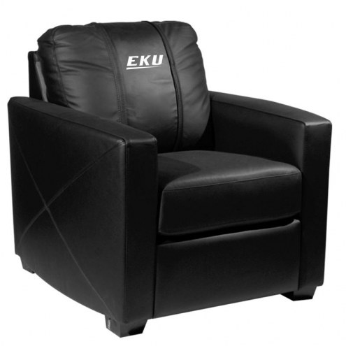 Eastern Kentucky Colonels XZipit Silver Club Chair