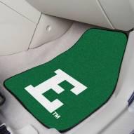 Eastern Michigan Eagles 2-Piece Carpet Car Mats