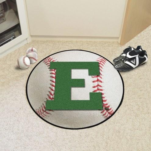 Eastern Michigan Eagles Baseball Rug