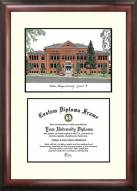 Eastern Michigan Eagles Scholar Diploma Frame