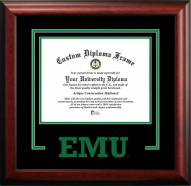 Eastern Michigan Eagles Spirit Diploma Frame