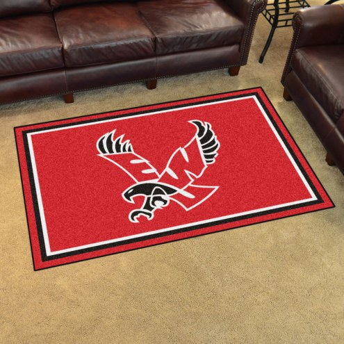 Eastern Washington Eagles 4' x 6' Area Rug
