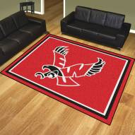 Eastern Washington Eagles 8' x 10' Area Rug