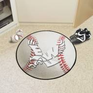 Eastern Washington Eagles Baseball Rug