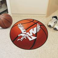 Eastern Washington Eagles Basketball Mat