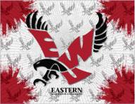 Eastern Washington Eagles Logo Canvas Print