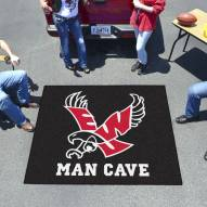 Eastern Washington Eagles Man Cave Tailgate Mat